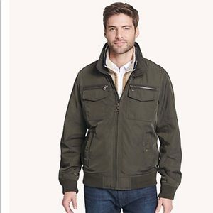 Tommy Hilfiger water and wind resistant jacket